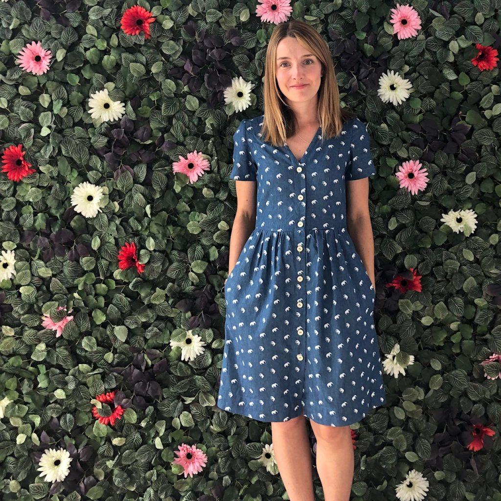 Denim Megan Neilson Darling Ranges Dress