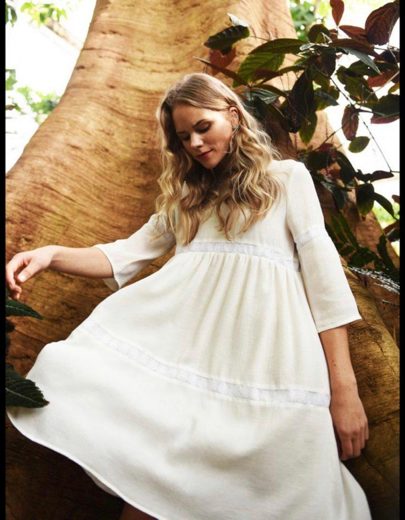 Mira Dress by Fibre Mood